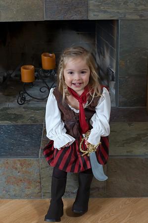 Helena Halloween, October 2006