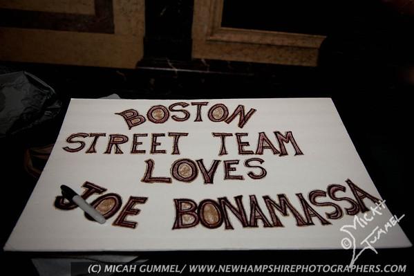 Joe Bonamassa M&G