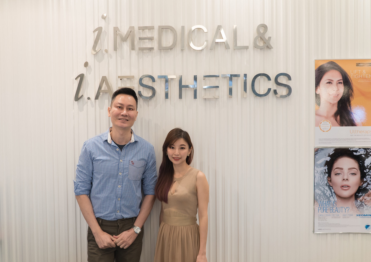 Dr Louis Loo iaesthetics singapore