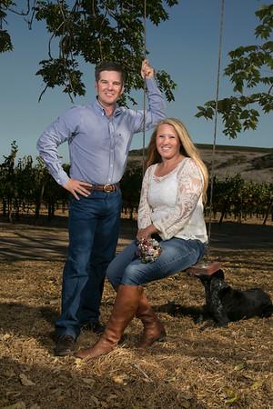 Sara & Bryan Engagement Photos