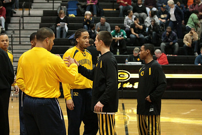 2010-01-22 Varsity vs Springfield
