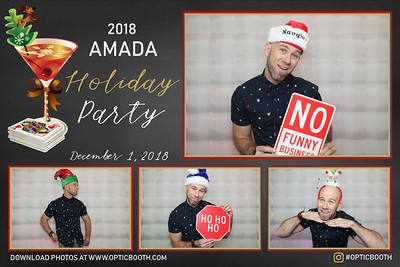 Amada's Annual Holiday Party 2019