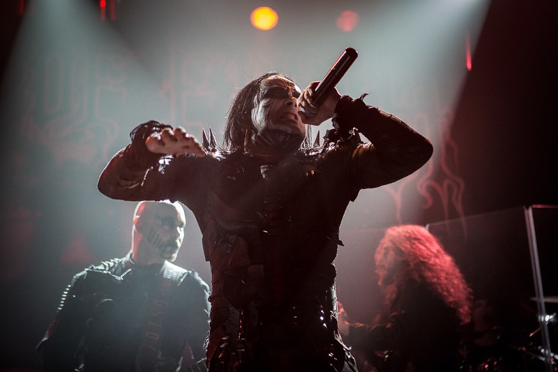 Cradle of Filth @ Corona 2016-03-07