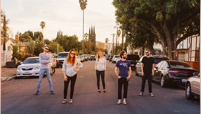 GINGERBOMB (web) | L.A. Recording Sessions | December 2017