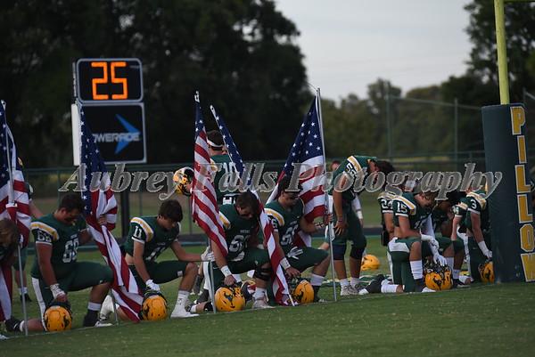 2020 PA Varsity Football