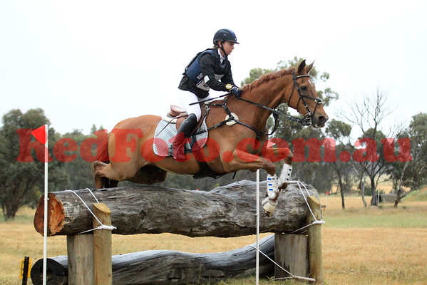 2014 10 18 Swan River Horse Trials CrossCountry 1 Star