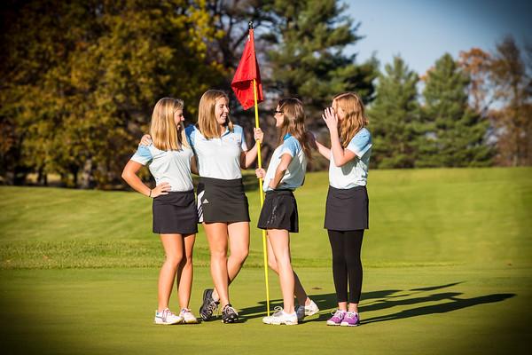 NM-MCC Girls golf 2015