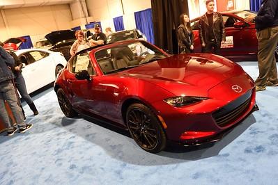 2019 Raleigh Auto Expo - Mazda, Nissan