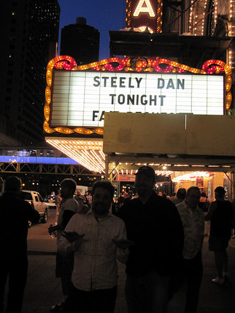 Steely Dan/Italian Beef in Chicago
