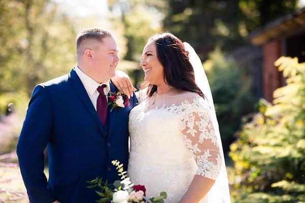 Will Rogers Garden | Oklahoma City, OK | Taylor & Sydney York Wedding