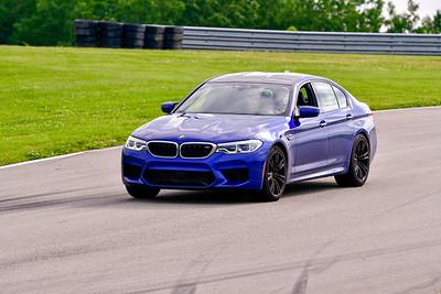 June 6 TNiA Novice Blue BMW M5