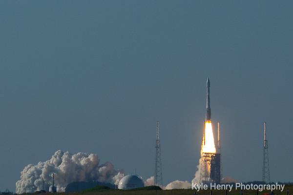 July 28,2016: Atlas V, NROL-61