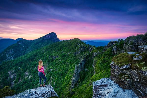 Blue Ridge & Smoky Mountains
