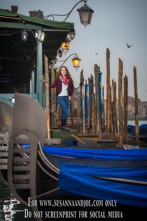 Mariah in Venice