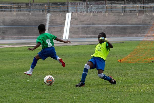 Bico Primary Schools Football Semifinals 2019
