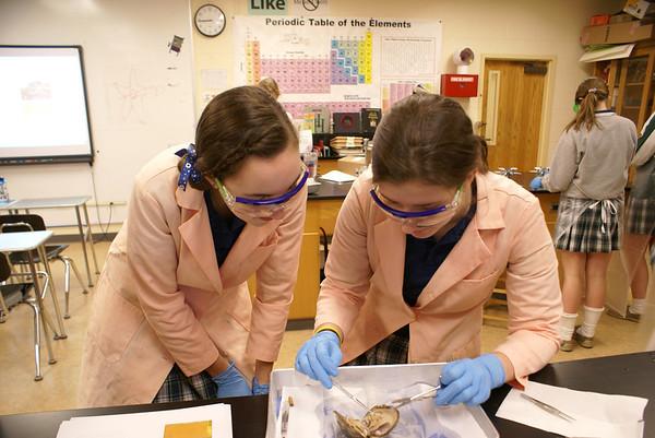 On Campus: Marine Biology