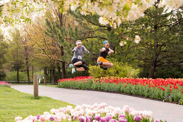 Tulip Festival 1/2 Marathon at TP