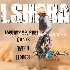 LSHSRA Goats With Horses Jan 23 2021