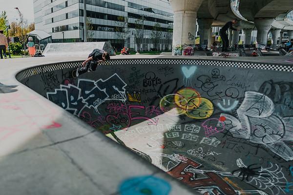Lynch Skatepark 5/9/2021