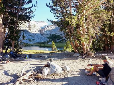 Day 4 - Tuolumne to Lyell Canyon