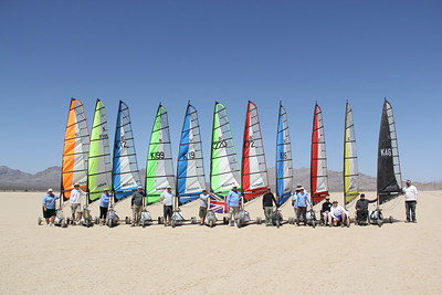 Group Photo's Blokart Worlds 2012
