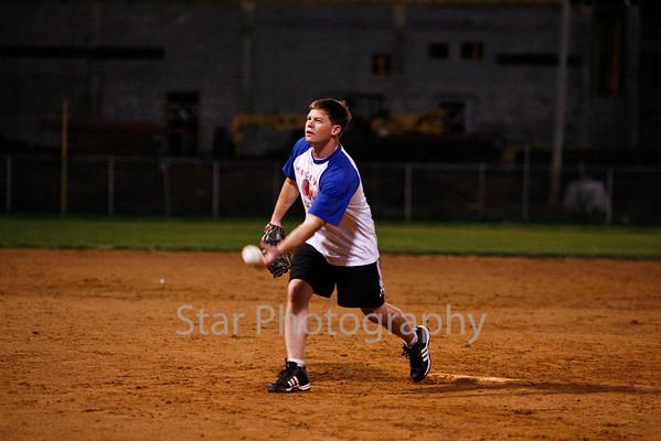 CoEd Softball 10-13-09