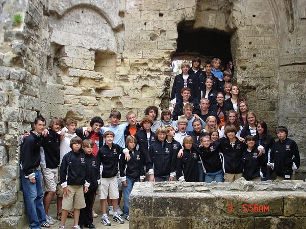 Europe Trip 2006