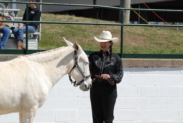 2011 Riding Mule Show