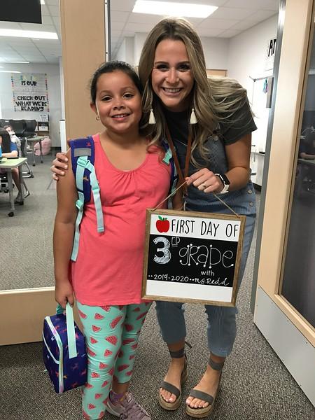 Sophia | 3rd grade | Camacho Elementary
