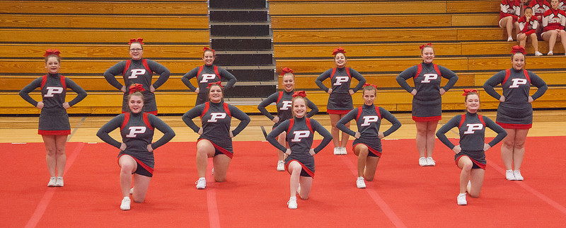 Perry Varsity Competitive Cheer