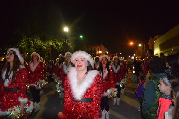 Christmas Parade of Lights Dec. 2014