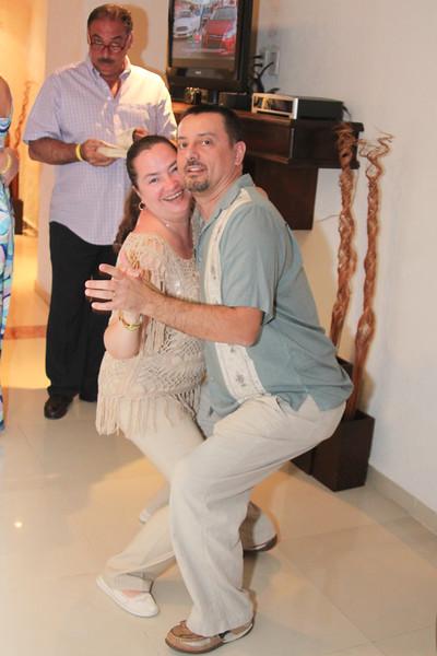 Cancun, Claudia birthday celebration - November, 2014