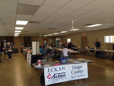 ECKAN Community Connections, May 5, 2017, Osage City
