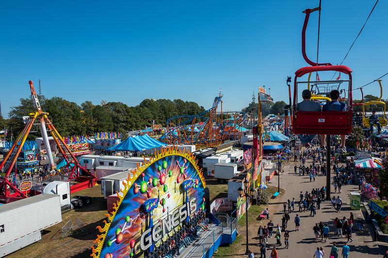 NC State Fair 2016