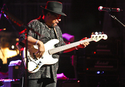 Billy Cox Jimi Hendrix Experience Beacon Theater Oct 17 2007