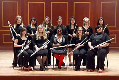 2011 Flute Groups