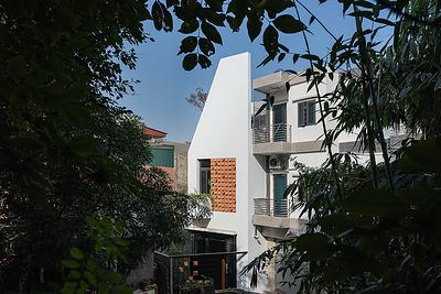 Nhà phố Hải Dương - V+STUDIO