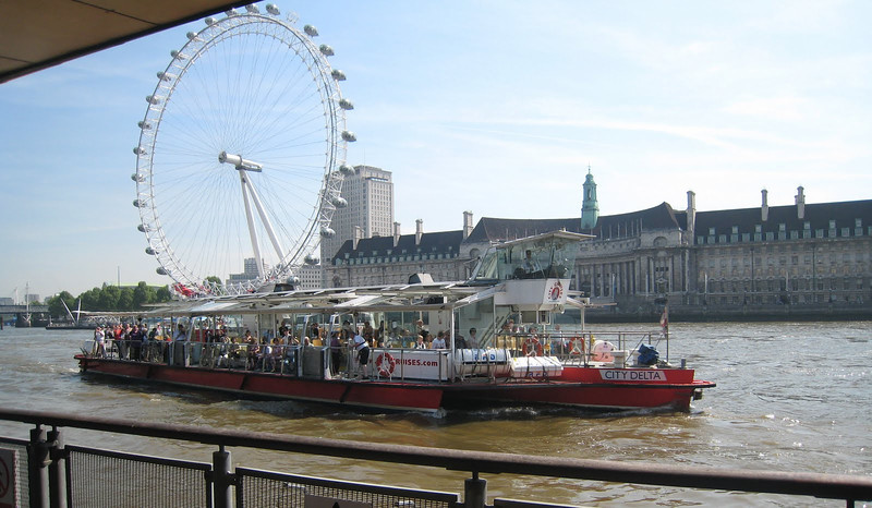 River Cruise on the Thames