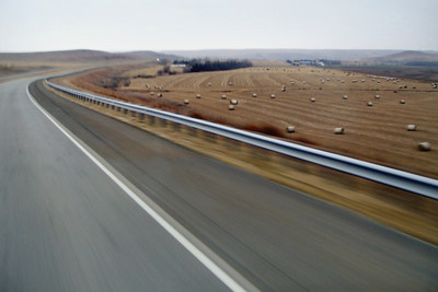Roads and Rural Scenes
