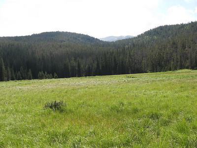 Wind River Range WY 2008