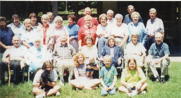 1992 Doggett Family Reunion