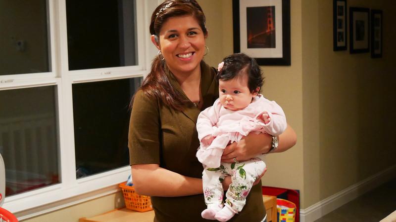 Rosario and Vivianna
