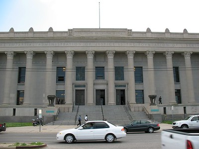 NEW ORLEANS CRIMINAL COURTHOUSE