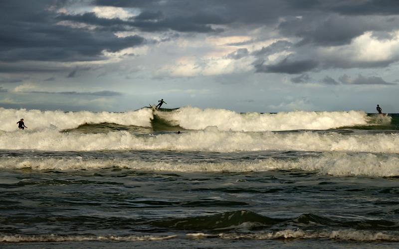 Chastain Beach, Florida, Stuart, Surfing