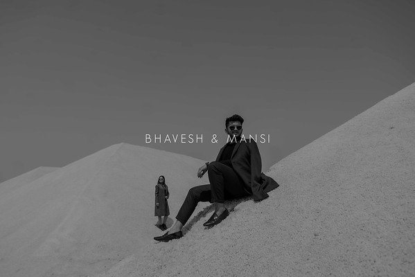 Bhavesh & Mansi | Couple Portraits