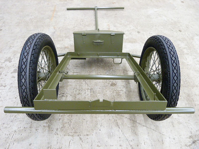 CHEMICAL MORTAR & AMMO CART M1A1 # 14