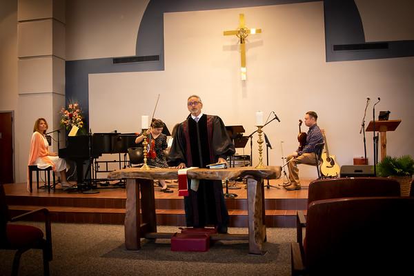 Dawson Ordination