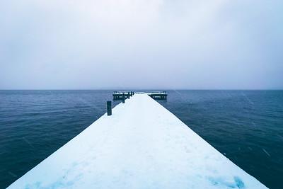 Snow In Kirkland