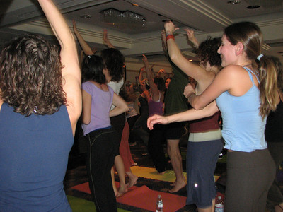 SF Yoga Journal Conference