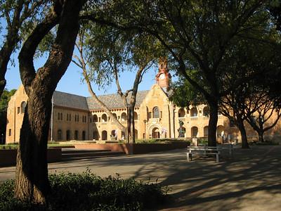 Univ of Pretoria Visit